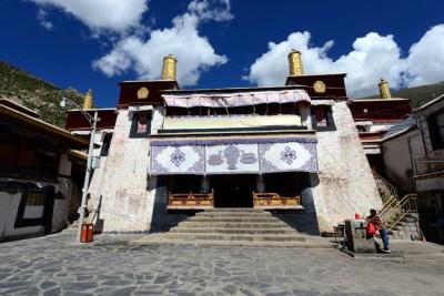 collegio loseling drepung lhasa tibet