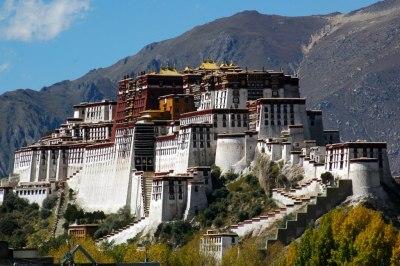 palazzo del potala tibet