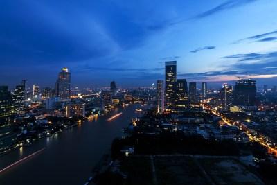 Bangkok è la città più visitata al Mondo.