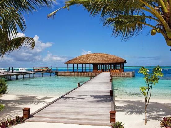 Uno splendido resort nell'Atollo di Haa Alifu