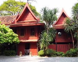 jim thompson house - bangkok - thailandia