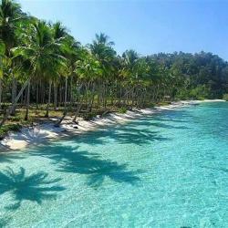 Mare cristallino a Sulawesi