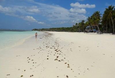 Spiaggia di Sulawesi