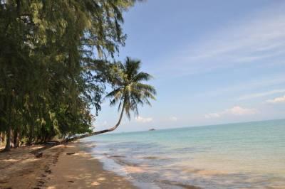 Spiaggia a Koh Kradat
