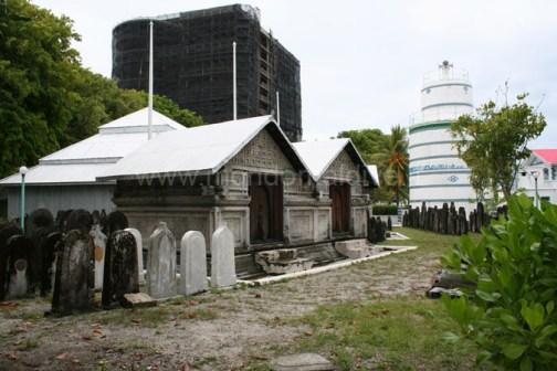 La vecchia moschea del venerdì di Male