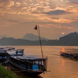 Crociera sul Mekong e Luang Prabang