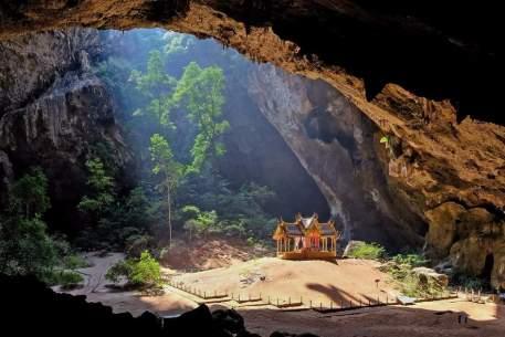 grotte Thailandia