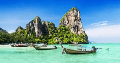oceano e sport acquatici - thailandia
