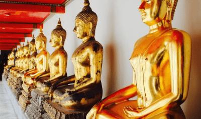 statue buddha - thailandia