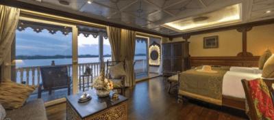anawrahta cruise - mandalay - myanmar