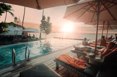 escape beach resort - hotel a koh samui