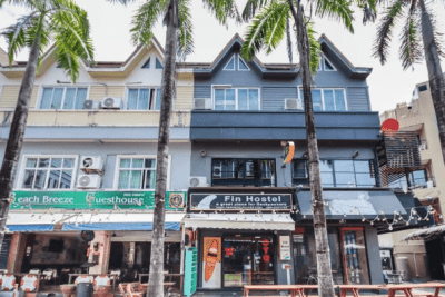 fin hostel - phuket