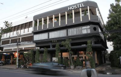 the commun hostel - thailandia
