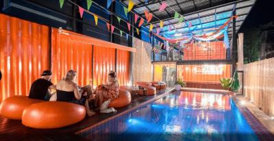 ubox hostel - hotel a koh samui