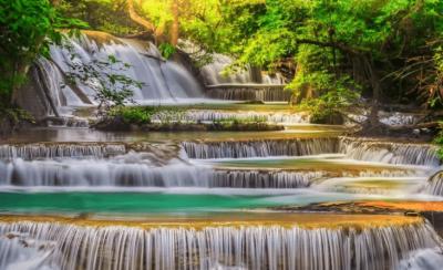 cascate erawan - thailandia