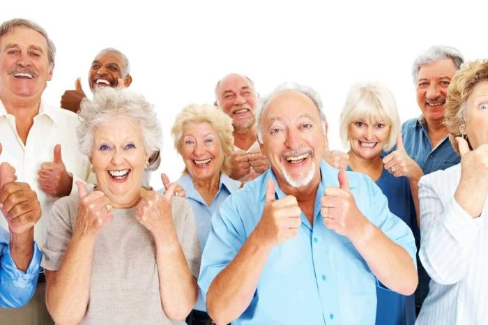 Senior-thumbs-up