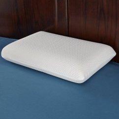 Standard Sofa Cushion Size Furniture Images Hd Innx Op601005 Ultra Soft Memory Foam Pillow
