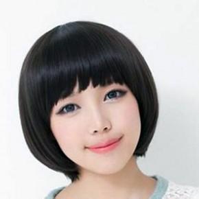 Korean  Short  Hairstyle  For Young Ladies Korean  Short