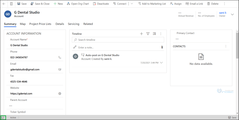 Improved User Experience in Dynamics 365 2021 wave 2