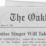 Inohs Sivad in the Oakland Press