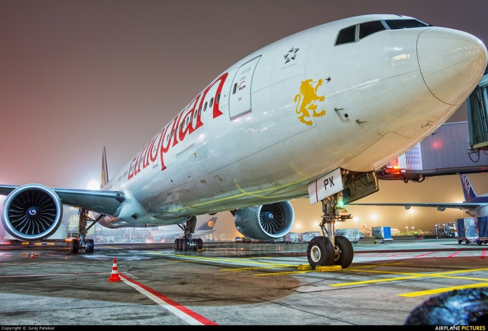 medium resolution of ethiopian airlines et apx boeing 777 300er image courtesy of airplane pictures