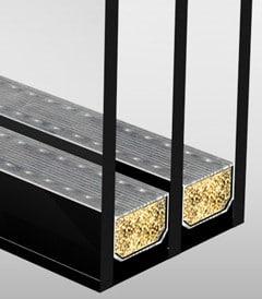 PVC-prozori-troslojno staklo low-e