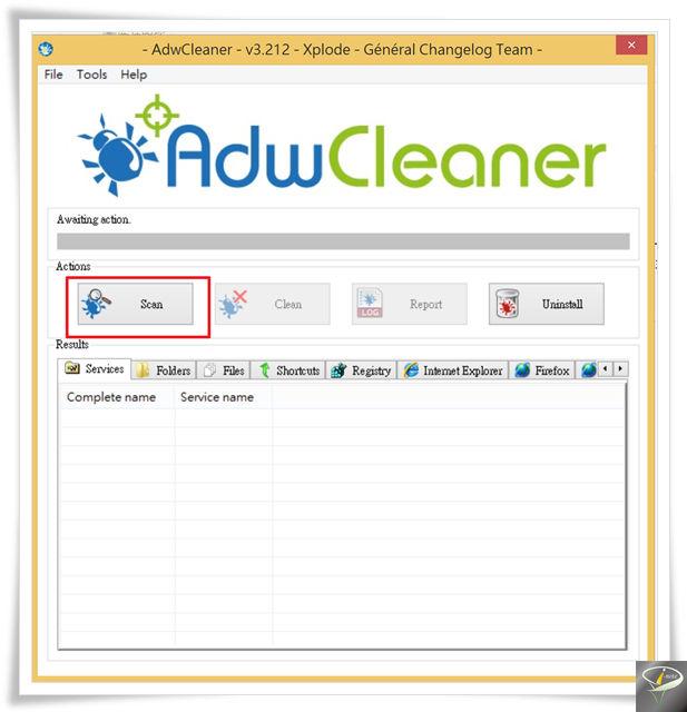 AdwCleaner 7.1.1.0 英文免安裝版 (for Windows)