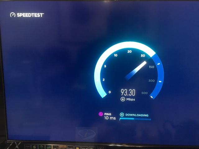 《Speedtest by Ookla》測試網路連線速度 App (iOS4.0.5 / Android 4.1.1)