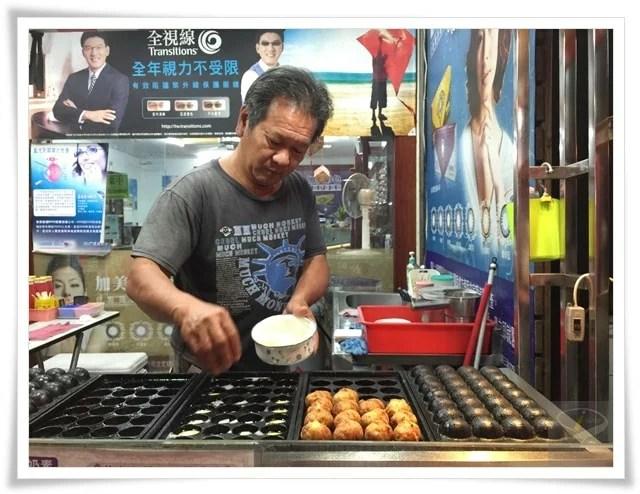 國安街素食章魚燒-2