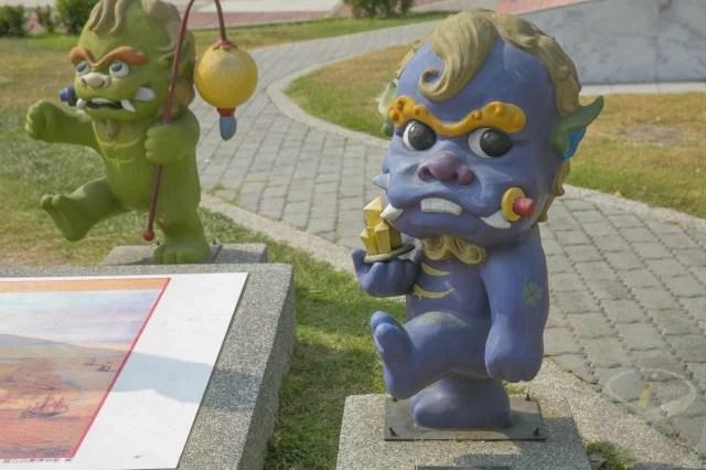台南劍獅公園-10