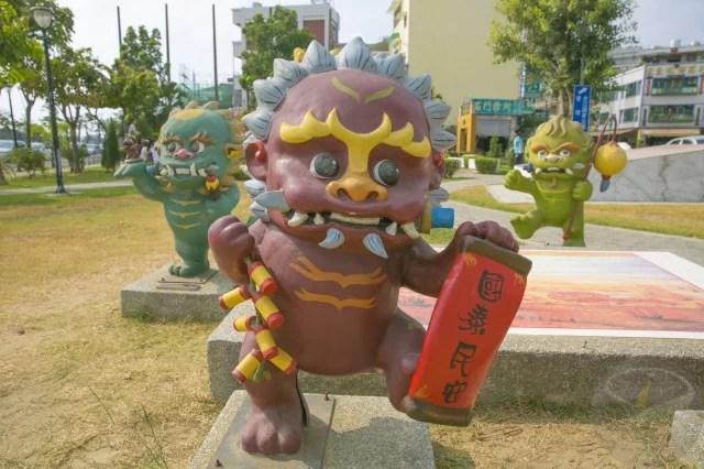 台南劍獅公園-14