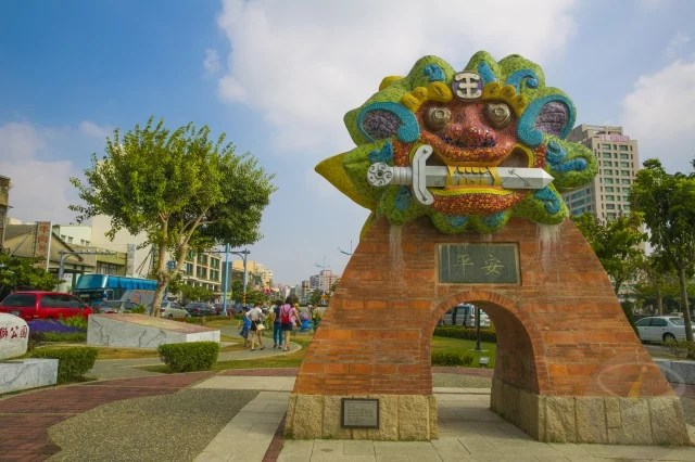 台南劍獅公園-4