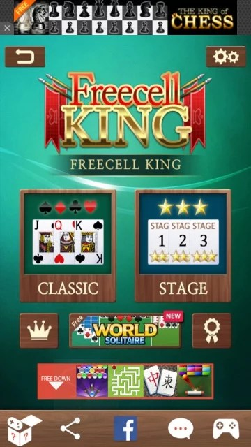 freecell king-1