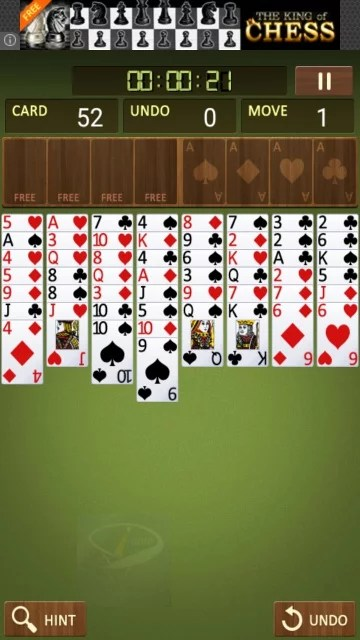 freecell king-2