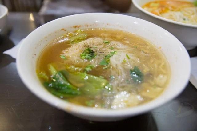 和順園雲南蔬食麵館-5
