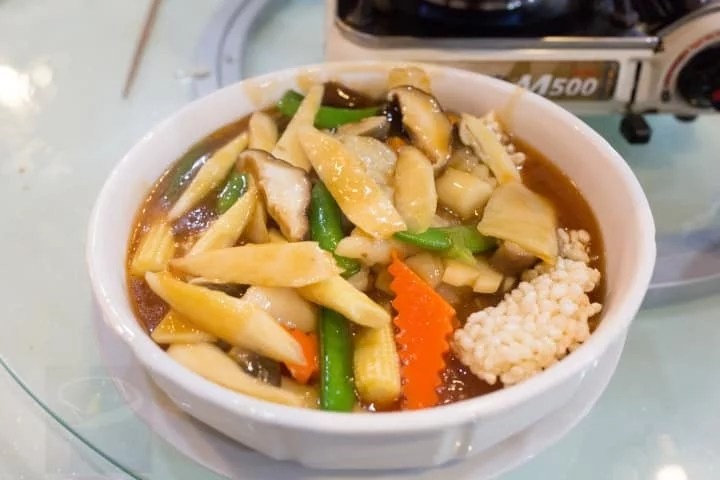 緣聚成家蔬食料理-18