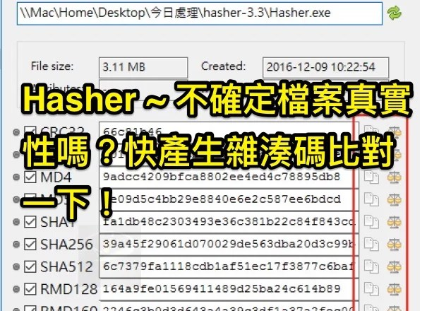 hasher