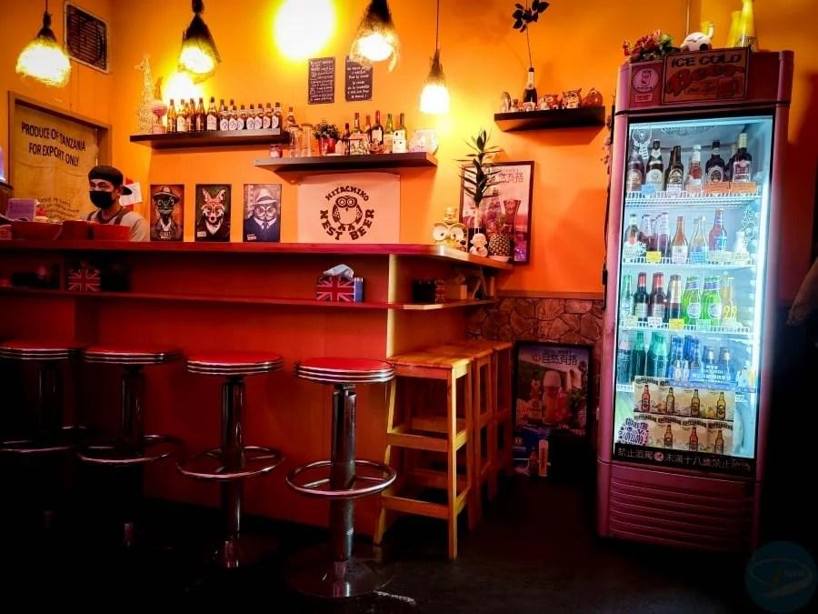 菁串蔬食燒烤_Bar 台