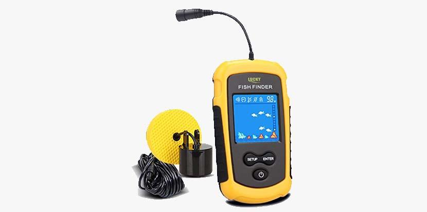 LUCKY Fish Finder Portable