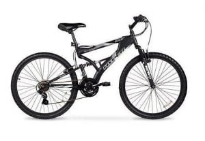 "26"" Men's Mountain Bike, Black"