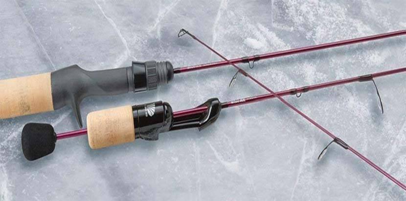 St. Croix Mojo Ice Fishing Rod