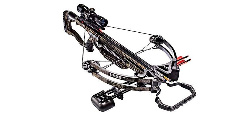 Barnett 78128 Whitetail Hunter II: lightest tactical crossbow
