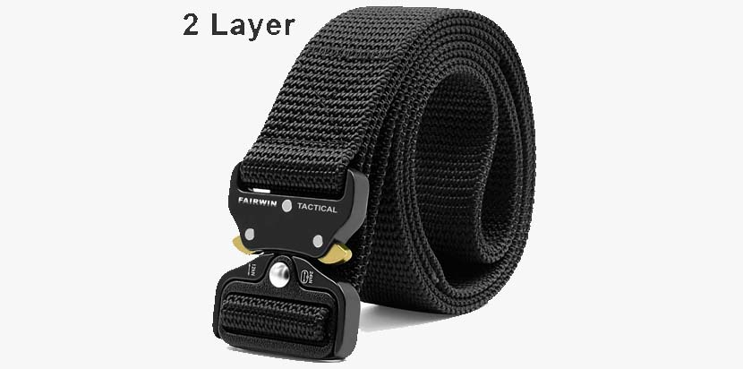 Fairwin Two Layer Tactical Gun Belts