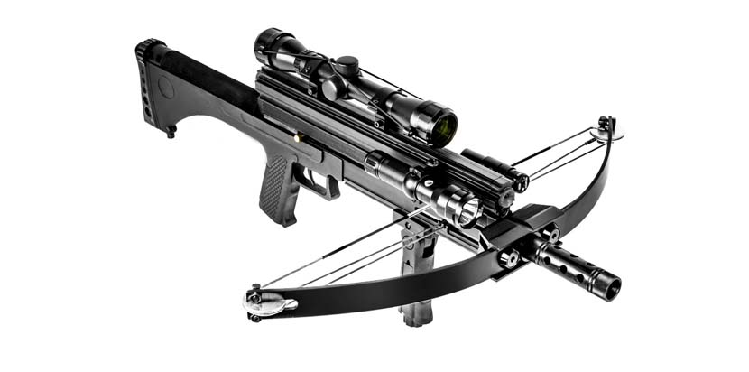 XtremepowerUS Multifunctional Crossbow