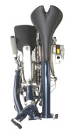 Brompton from above