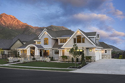 Custom Home Design Gallery Custom Home Images Utah