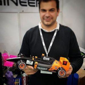OpenRC F1 car