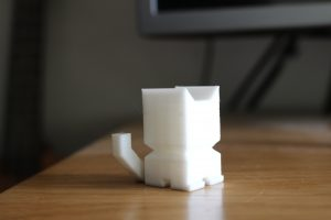 Eryone PLA printed cat