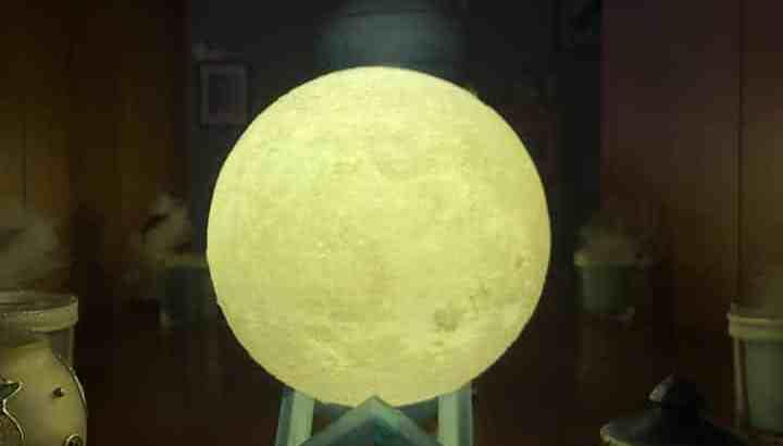 HE3D Moon Light DIY Circuit BoardKit Review