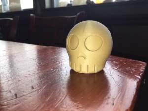3d hero wood-skully